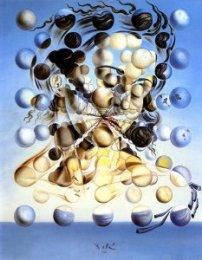 un joli tableau de Dali
